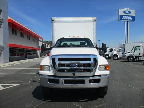 2015 F-650 Regular Cab DRW 4x2,  Dry Freight #7411 - photo 1