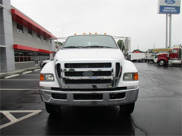 2011 F-750 Crew Cab 4x2, Dump Body #7433 - photo 3