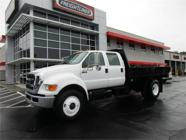 2011 F-750 Crew Cab 4x2, Dump Body #7433 - photo 7