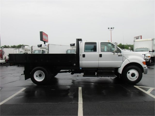 2011 F-750 Crew Cab 4x2, Dump Body #7433 - photo 9