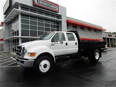 2011 F-750 Crew Cab 4x2, Dump Body #7433 - photo 1