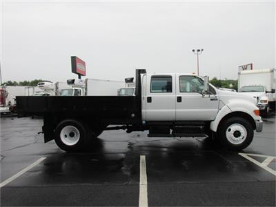 2011 F-750 Crew Cab 4x2, Dump Body #7433 - photo 2