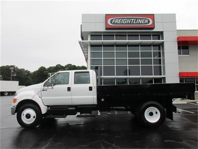 2011 F-750 Crew Cab 4x2, Dump Body #7433 - photo 4