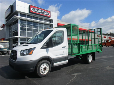 2015 Transit 350 HD DRW,  Conyers Dovetail Landscape #FKB27091 - photo 1