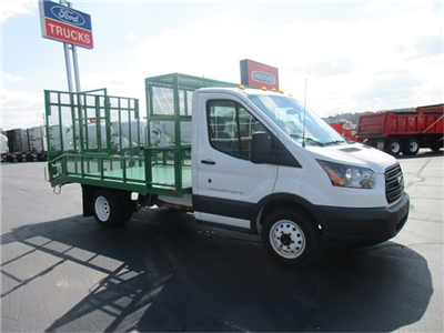 2015 Transit 350 HD DRW,  Conyers Dovetail Landscape #FKB27091 - photo 3
