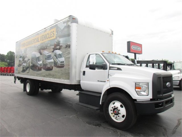 2017 Ford F-750 Regular Cab 4x2, Supreme Dry Freight #HDB07817 - photo 1