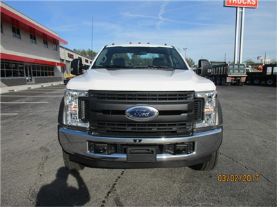 2017 F-550 Regular Cab DRW 4x2,  Cab Chassis #HEF06279 - photo 3