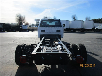 2017 F-550 Regular Cab DRW 4x2,  Cab Chassis #HEF06279 - photo 2