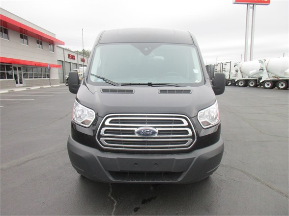 2017 Transit 350 Med Roof 4x2,  Passenger Wagon #HKA29736 - photo 3
