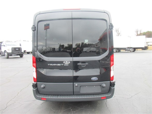 2017 Transit 350 Med Roof 4x2,  Passenger Wagon #HKA29736 - photo 6