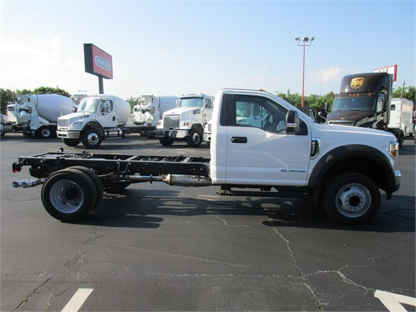 2018 F-450 Regular Cab DRW 4x2,  Cab Chassis #JEC16902 - photo 6