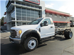 2018 F-450 Regular Cab DRW 4x2,  Cab Chassis #JEC16902 - photo 1