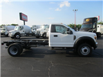 2018 F-550 Regular Cab DRW 4x2,  Cab Chassis #JEC16903 - photo 5