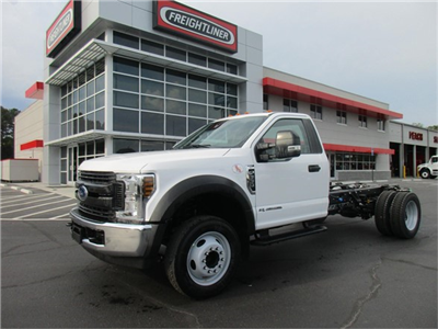 2018 F-550 Regular Cab DRW 4x2,  Cab Chassis #JEC16905 - photo 1