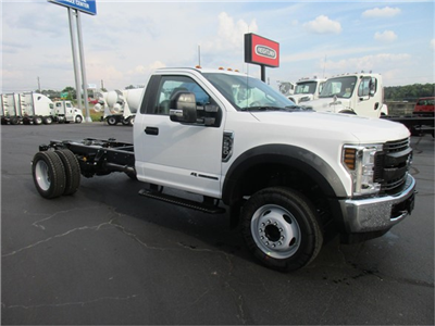 2018 F-550 Regular Cab DRW 4x2,  Cab Chassis #JEC16905 - photo 4