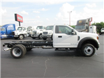 2018 F-550 Regular Cab DRW 4x2,  Cab Chassis #JEC16905 - photo 5