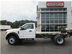 2018 F-550 Regular Cab DRW 4x2,  Cab Chassis #JEC16905 - photo 6