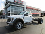 2018 F-550 Regular Cab DRW 4x2,  Cab Chassis #JEC16907 - photo 1