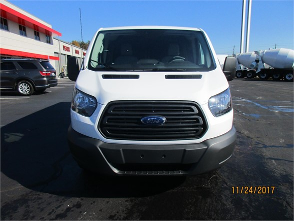 2018 Transit 250 Low Roof 4x2,  Empty Cargo Van #JKA25517 - photo 3