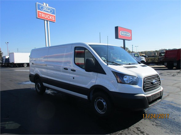 2018 Transit 250 Low Roof 4x2,  Empty Cargo Van #JKA25517 - photo 4