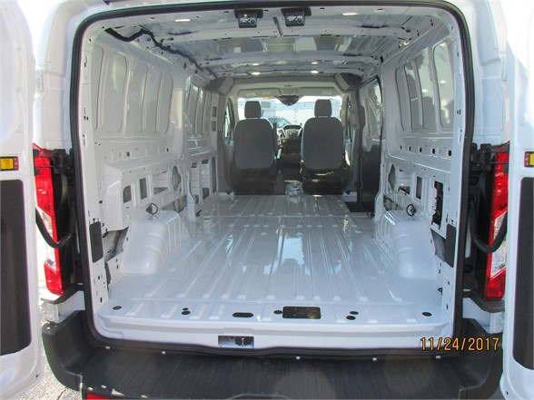 2018 Transit 250 Low Roof 4x2,  Empty Cargo Van #JKA25517 - photo 2