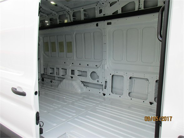 2018 Transit 250 High Roof 4x2,  Empty Cargo Van #JKA27148 - photo 6