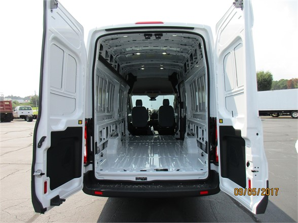 2018 Transit 250 High Roof 4x2,  Empty Cargo Van #JKA27148 - photo 2