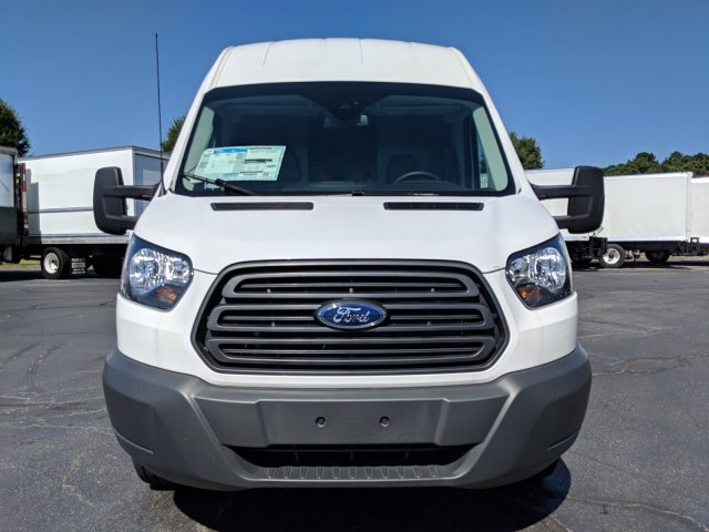 2018 Ford Transit 350 High Roof 4x2, Adrian Steel Base Shelving Upfitted Cargo Van #JKA94527 - photo 11