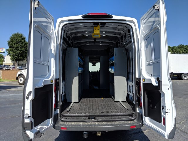 2018 Ford Transit 350 High Roof 4x2, Upfitted Cargo Van #JKA94527 - photo 1