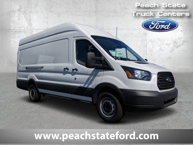 2018 Ford Transit 350 High Roof 4x2, Adrian Steel Upfitted Cargo Van #JKA94527 - photo 1