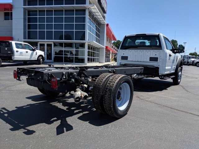 2019 F-550 Regular Cab DRW 4x2, Cab Chassis #KDA11689 - photo 1