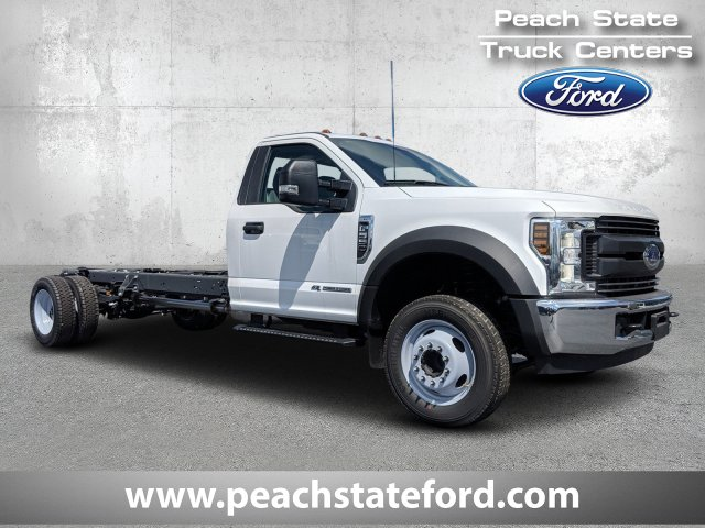 2019 F-550 Regular Cab DRW 4x2,  Cab Chassis #KDA12684 - photo 1