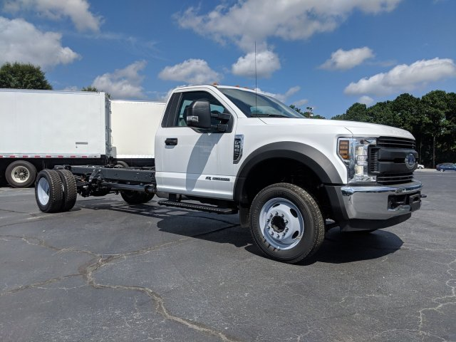 2019 F-550 Regular Cab DRW 4x2,  Cab Chassis #KDA12684 - photo 5