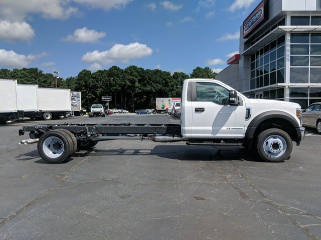 2019 F-550 Regular Cab DRW 4x2,  Cab Chassis #KDA12684 - photo 4