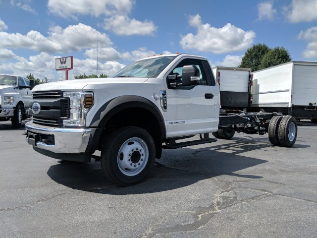 2019 F-550 Regular Cab DRW 4x2,  Cab Chassis #KDA12684 - photo 9