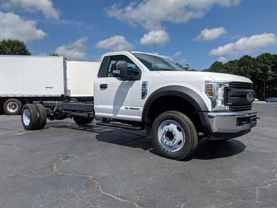 2019 F-550 Regular Cab DRW 4x2,  Cab Chassis #KDA12684 - photo 3