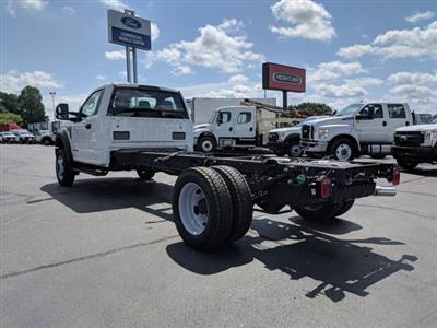 2019 F-550 Regular Cab DRW 4x2,  Cab Chassis #KDA12684 - photo 7