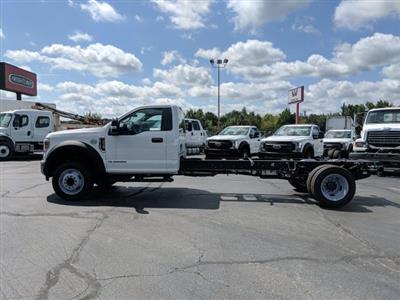 2019 F-550 Regular Cab DRW 4x2,  Cab Chassis #KDA12684 - photo 8