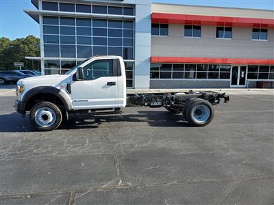 2019 Ford F-450 Regular Cab DRW 4x2, Cab Chassis #KDA23919 - photo 1