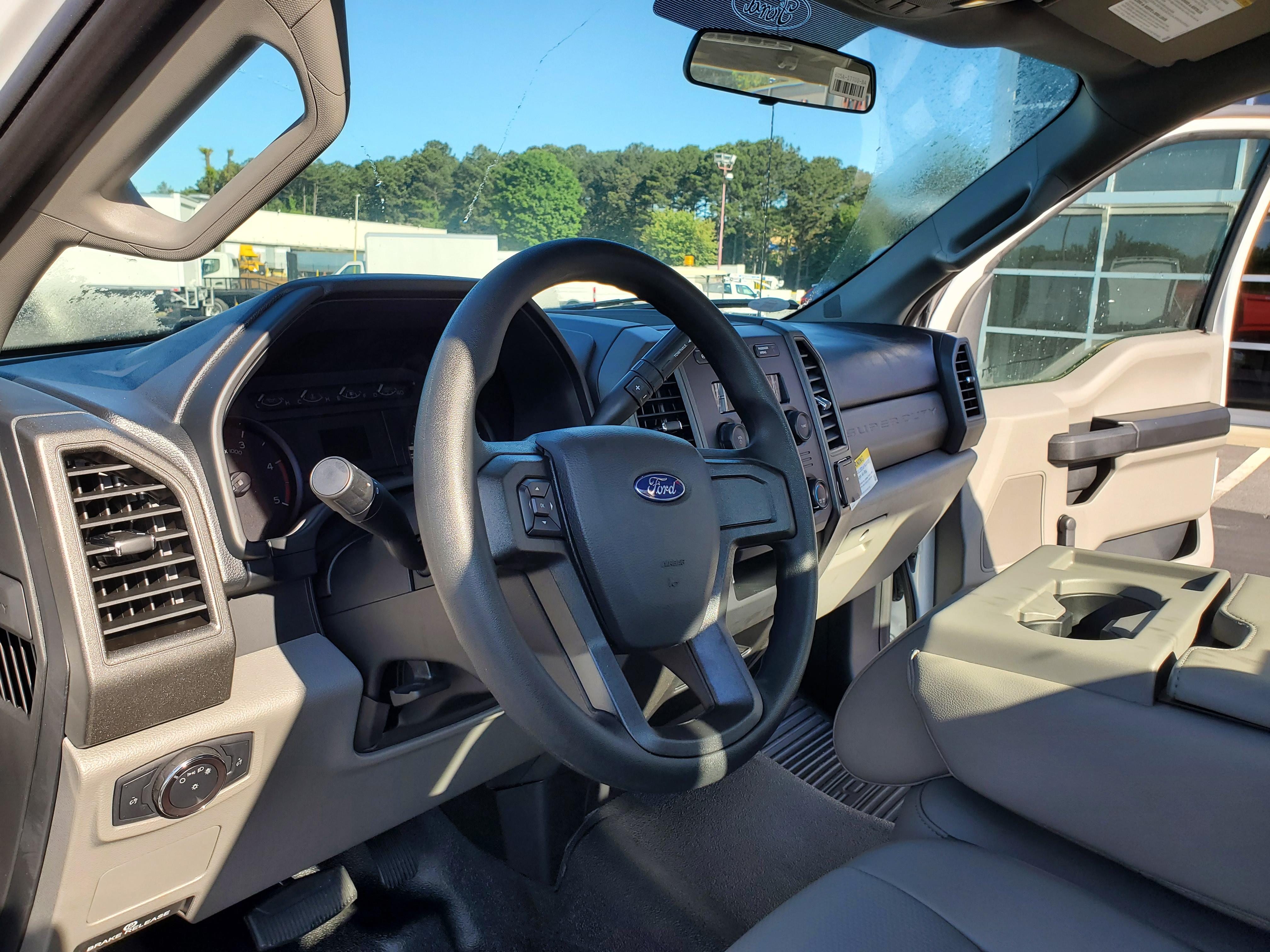 2019 Ford F-450 Regular Cab DRW 4x2, Cab Chassis #KDA23950 - photo 6