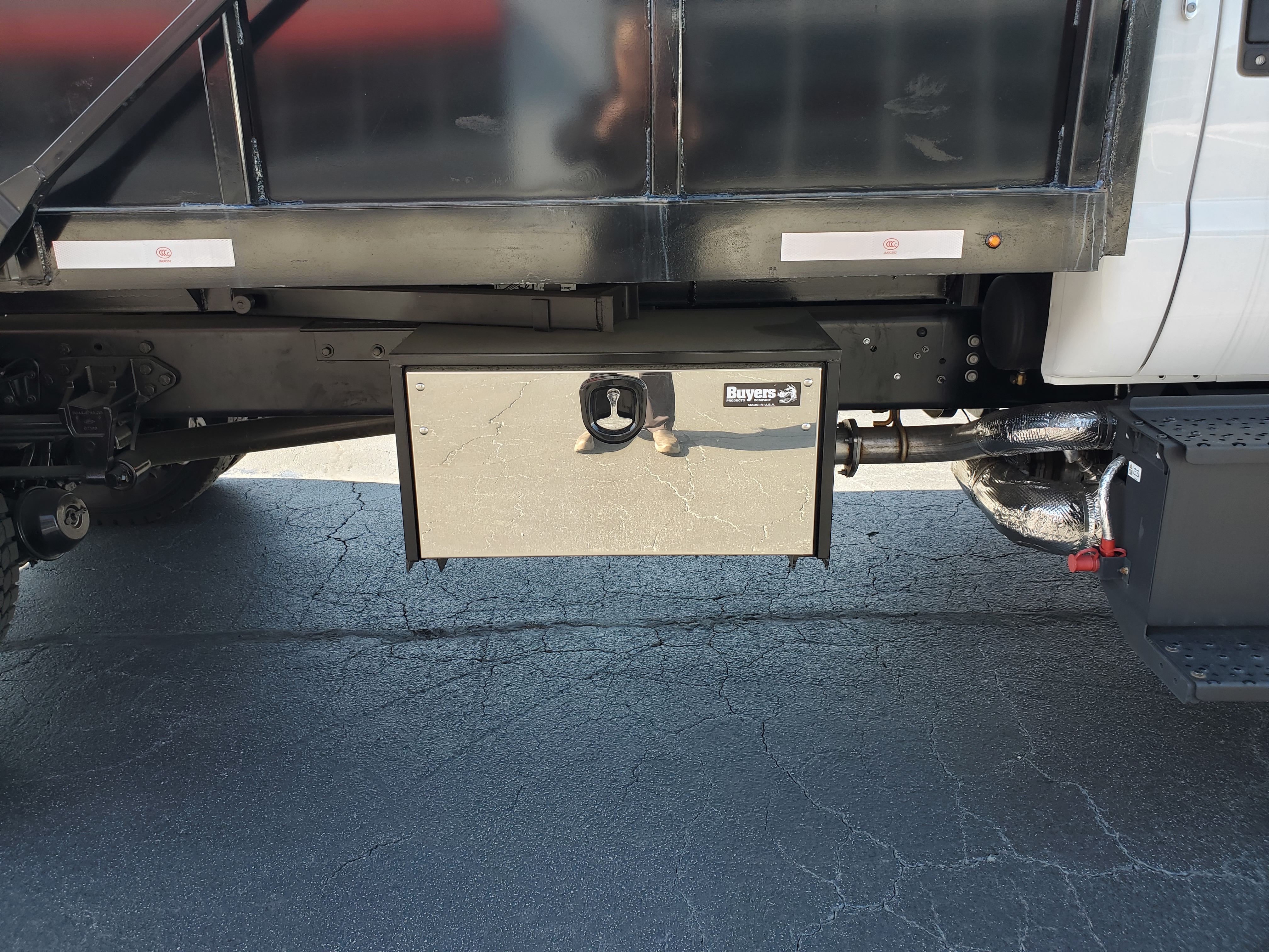 2019 F-750 Regular Cab DRW 4x2, Dump Body #KDF00088 - photo 5