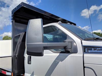 2019 F-750 Regular Cab DRW 4x2,  K & K Manufacturing Platform Body #KDF00089 - photo 12