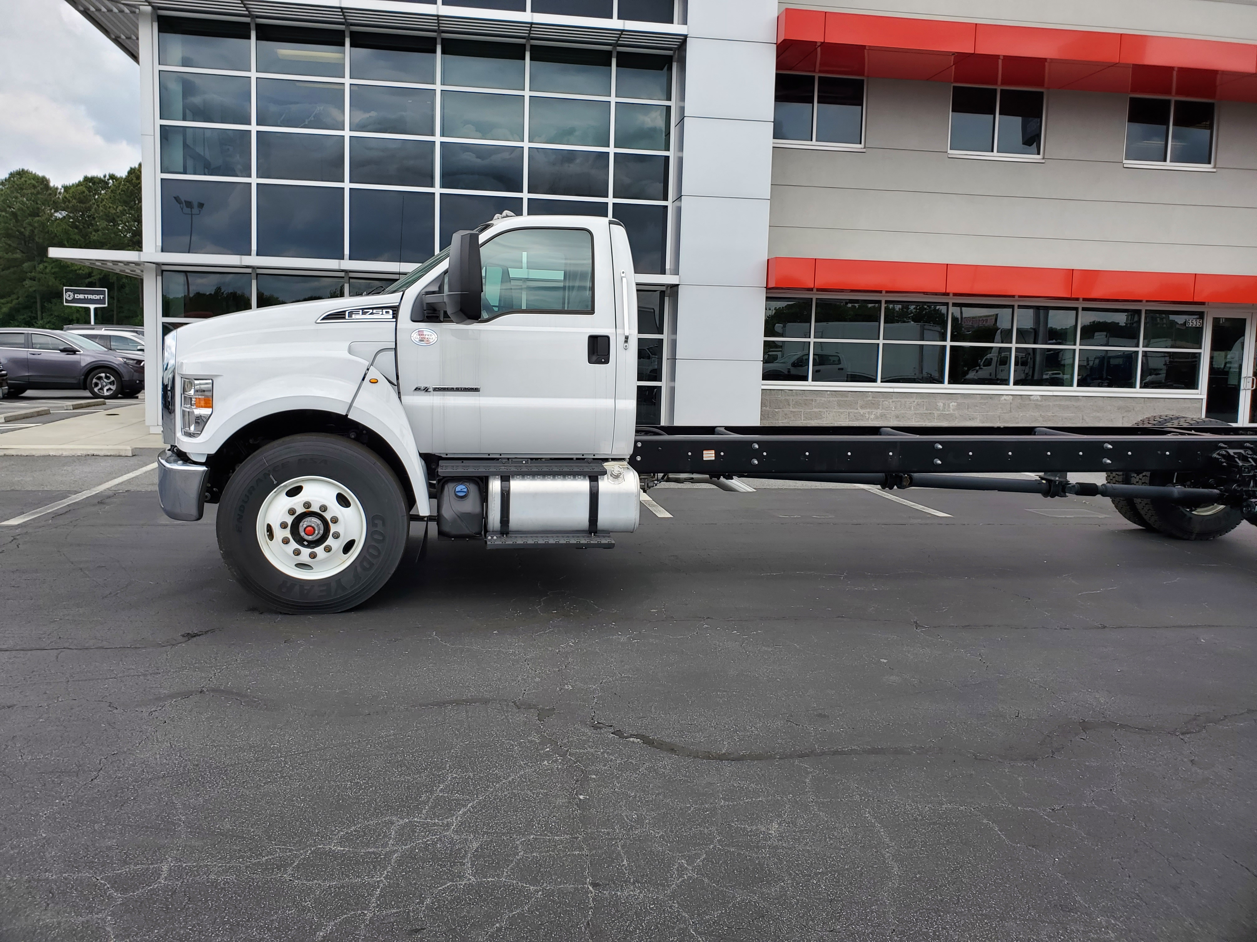 2019 Ford F-750 Regular Cab DRW 4x2, Cab Chassis #KDF14461 - photo 1