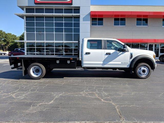2019 F-450 Crew Cab DRW 4x2,  Commercial Truck & Van Equipment Gooseneck Platform Body #KEC11055 - photo 4
