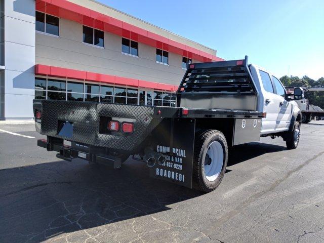 2019 F-450 Crew Cab DRW 4x2,  Commercial Truck & Van Equipment Platform Body #KEC11055 - photo 1