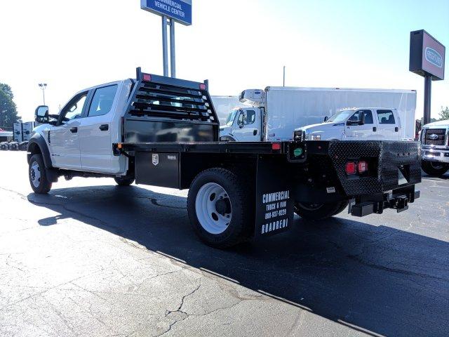 2019 F-450 Crew Cab DRW 4x2,  Commercial Truck & Van Equipment Gooseneck Platform Body #KEC11055 - photo 6