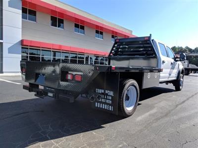 2019 F-450 Crew Cab DRW 4x2,  Commercial Truck & Van Equipment Gooseneck Platform Body #KEC11055 - photo 2