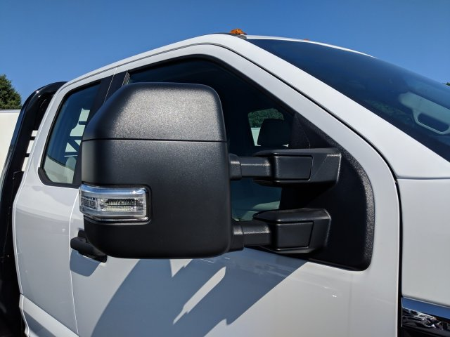 2019 F-550 Super Cab DRW 4x2, CM Truck Beds SK Model Platform Body #KEF23341 - photo 13