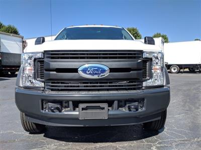 2019 F-550 Super Cab DRW 4x2, CM Truck Beds SK Model Platform Body #KEF23341 - photo 10