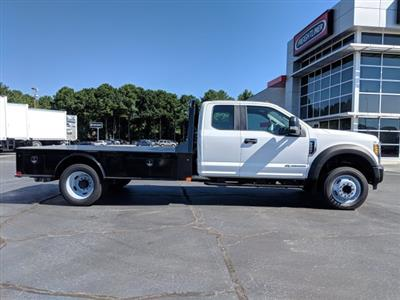 2019 F-550 Super Cab DRW 4x2, CM Truck Beds SK Model Platform Body #KEF23341 - photo 5